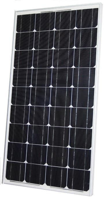 Complete Set + 100W 12V Daglichtpaneel GradeA+ / Zonnepaneel + Solar Accu 180Ah 12V-1210