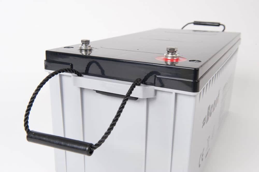 Beaut 200Ah 12V AGM Solar Accu - Accu voor Zonnepanelen / 10 uur / 1600 Cycli!-2369