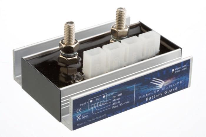 Samlex accubewaker 60A BG60 12V / 24V-0