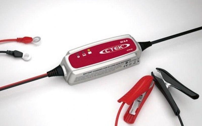 Ctek XS 0.8 12 Volt 0,8 Ampere Nieuwste generatie acculader-0