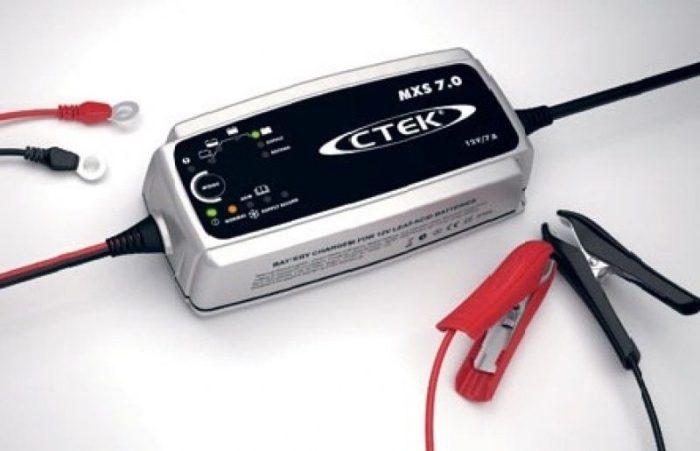Ctek MXS 7.0 12V 7 ampere slimme acculader en onderhoudslader in 1
