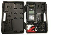 Professionele accutester met printer voor 6V en 12 Volt accu's in koffer-0
