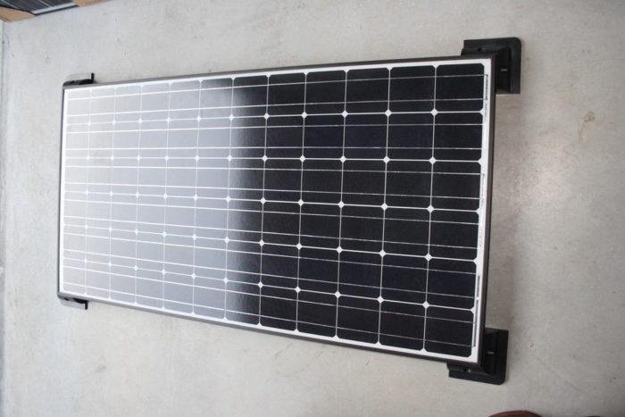 Montageset - Hoekspoilers tbv montage zonnepaneel op dak-94