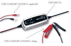Ctek XS MXS 3.8 12 Volt 3,8 ampere Nieuwste generatie acculader-0