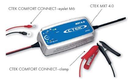 Ctek MXT 4.0, 24 Volt 4 Ampere-355