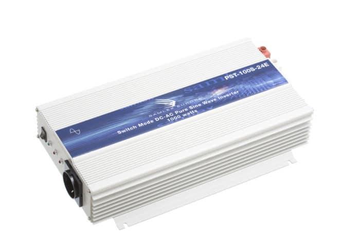Samlex PST-100S-24E 1000W 24V Continu Zuivere Sinus Omvormer (2000W Piekvermogen)-0