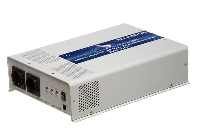 Samlex PST-200S-24E 2000W 24V Continu Zuivere Sinus Omvormer (4000W Piekvermogen)-0