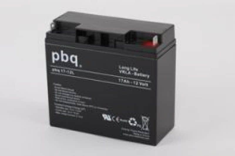PBQ accu 12 Volt 18 Ah-0