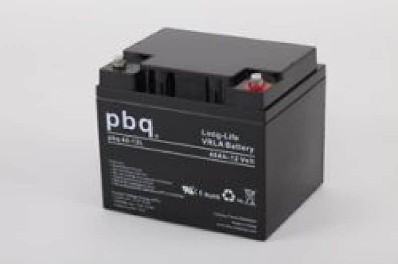 PBQ accu 12 Volt 40 Ah-0