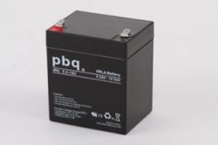PBQ accu 12 Volt 5 Ah-0