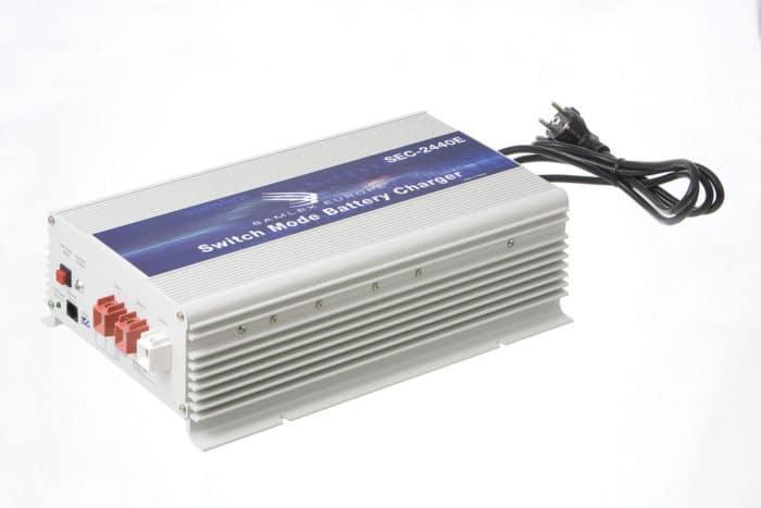 24V 40 Ampere Acculader Samlex SEC-2440E-0