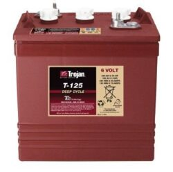 Trojan Deep Cycle accu 6 Volt 240 Ah (T-125)-0