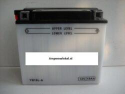 Motor accu 12 Volt 18 Ah + pool rechts YB18L-A-0
