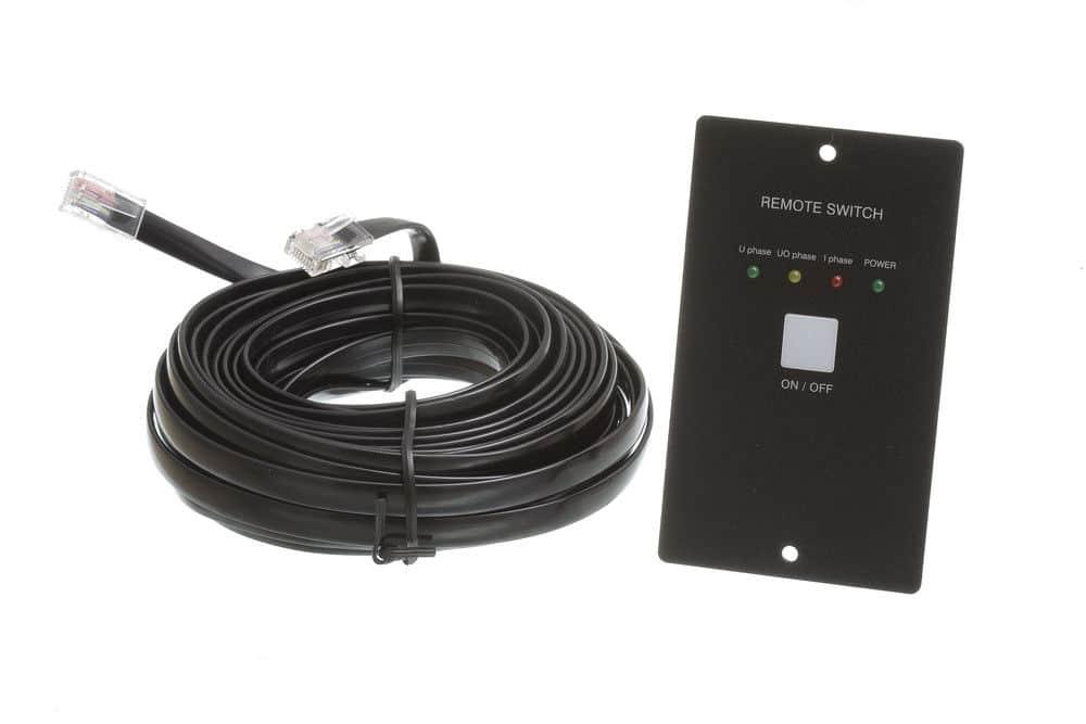 Afstandsbediening Samlex RC-900 voor Acculader-0
