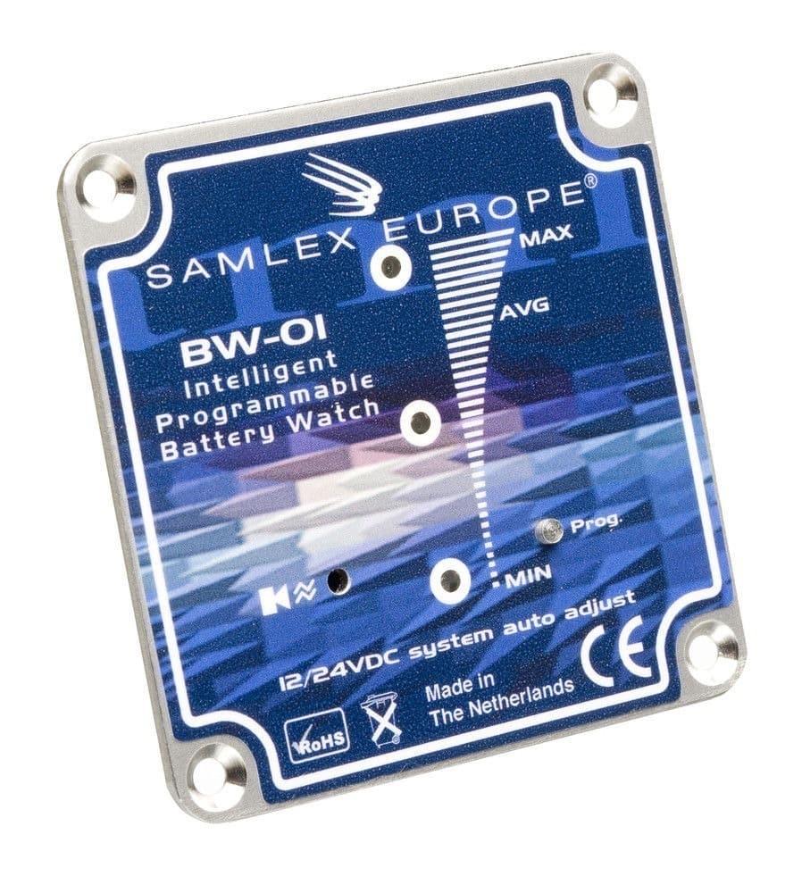 Accubewaker BW-01 12 en 24 volt met LED indicatie-0