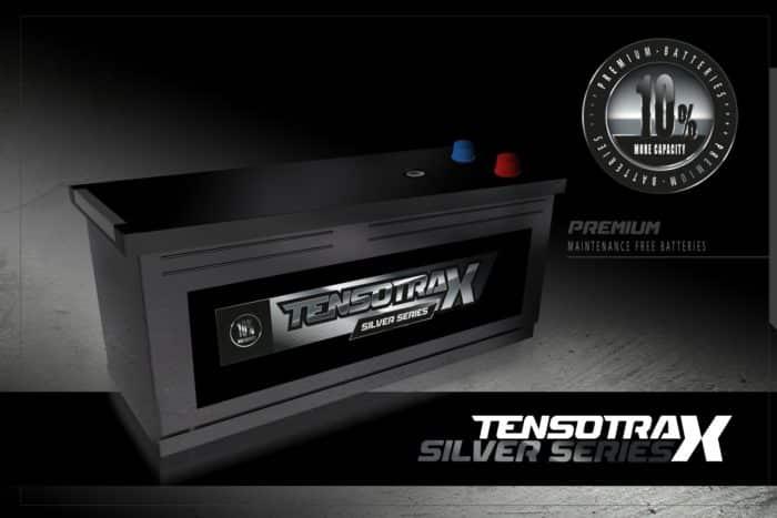 Semi Tractie Accu ( Start / Licht ) onderhoudsvrij 12 VOLT 145Ah 64520ST / 96400 / 96500 / 96051-0