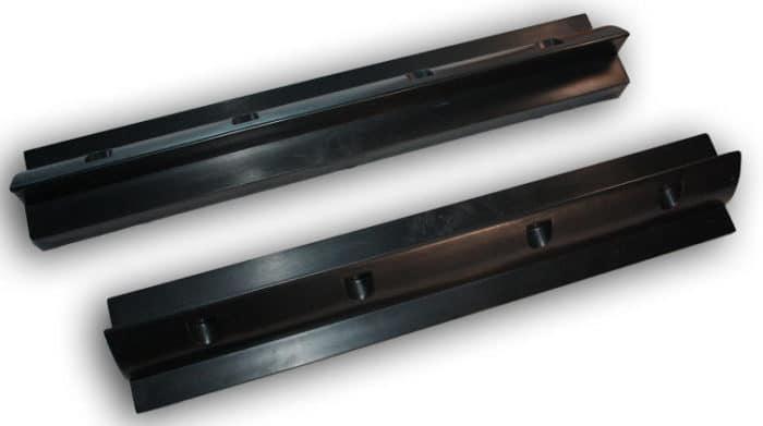 Kunststof Montageprofielen tbv Dak montage zonnepanelen 2St. -0