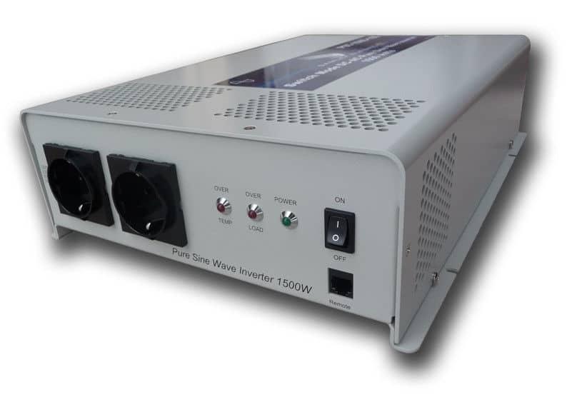 Samlex PST-150S-12E 1500W 12V Continu Zuivere Sinus Omvormer (3000W Piekvermogen)-0