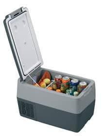 Indel B 40 Compressor Koelbox 40 Liter 12V / 24 Volt en 115-230 Volt-0