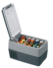 Indel B 50 Compressor Koelbox 50 Liter 12V / 24 Volt en 115-230 Volt-0