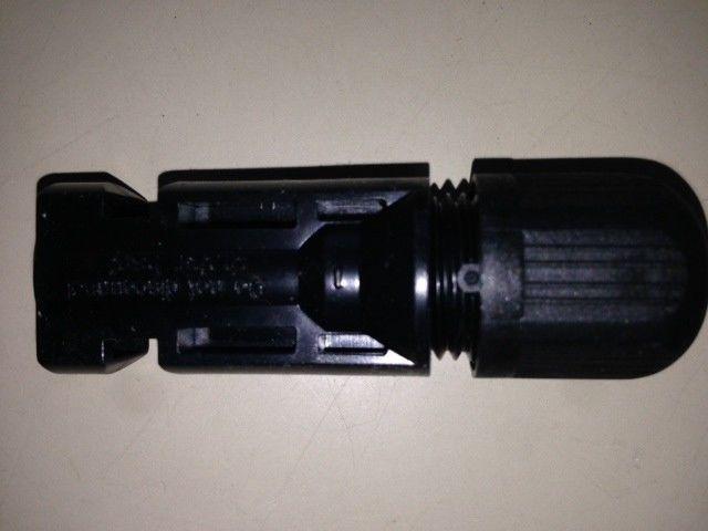 MC4 Connector Set 2 Stuks - Man / Vrouw - voor aansluiten zonnepaneel-1617