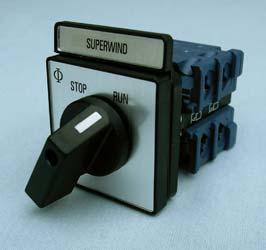 Superwind SW350 - Stille windgenerator Windmolen 12 Volt en 24 Volt 350W-1645