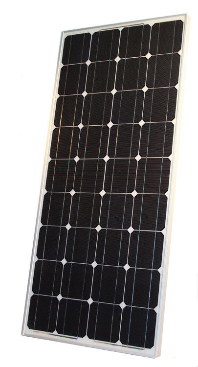 Complete Set + 130W 12V Daglichtpaneel GradeA+ / Zonnepaneel + Solar Accu 100Ah 12V-1801