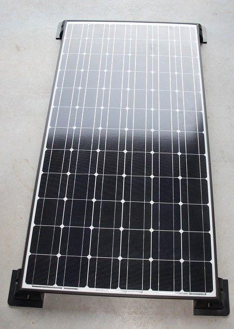 300W 24V Zonnesysteem met Daglichtpaneel / Black Premium Monokristallijn zonnepaneel-1891