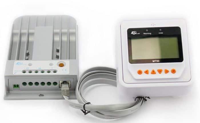 MPPT Laadregelaar 30A 12V / 24 Volt Professionele Industriële Kwaliteit voor Zonne-energie-0