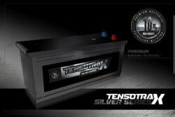 Semi Tractie Accu ( Start / Licht ) onderhoudsvrij gesloten 12 VOLT 250 Ah -0