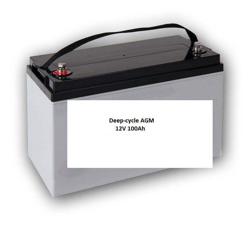 Technische installatie - energiesysteem Bestelwagen - 230V - 3000W / 6000W - Pakket 3-2210