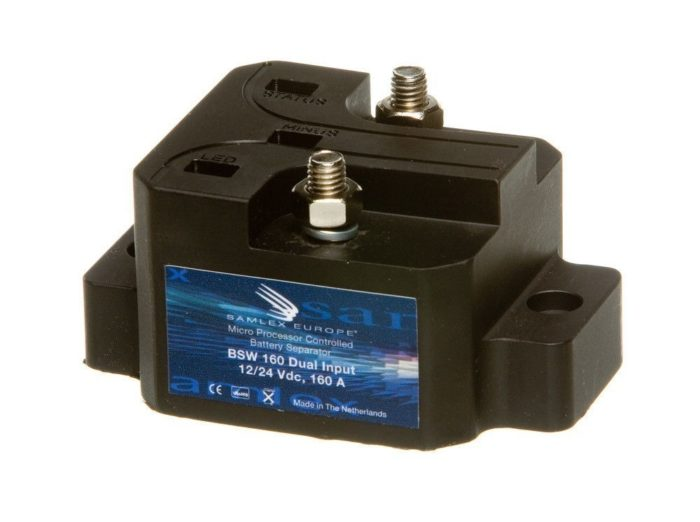 Technische installatie - energiesysteem Bestelwagen - 230V - 600W / 1200W - Pakket 1-2184