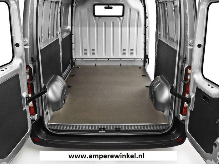 Technische installatie - energiesysteem Bestelwagen - 230V - 600W / 1200W - Pakket 1-0