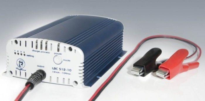 Xenteq LBC 512-10S Acculader 12 Volt 10 Ampère-0