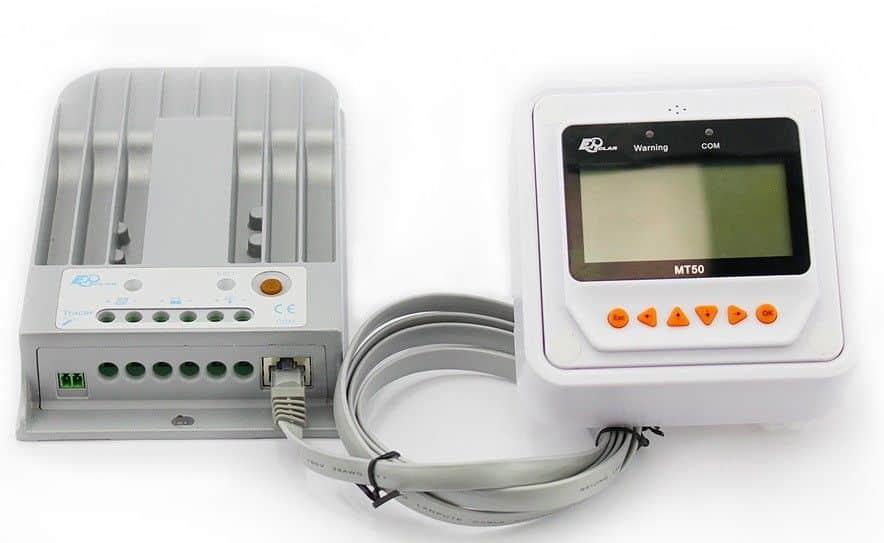 MPPT Laadregelaar 40A 12V / 24 Volt Professionele Industriële kwaliteit voor Zonne-energie-0