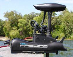 Haswing Cayman B80 Elektrische boegmotor fronttroller 24 Volt-0