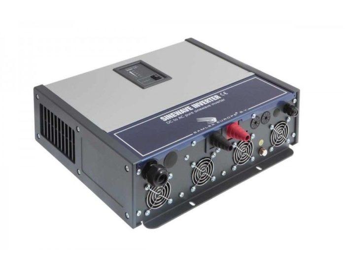 Samlex PS Series 3000-12 12 naar 230 volt zuivere sinus omvormer-0