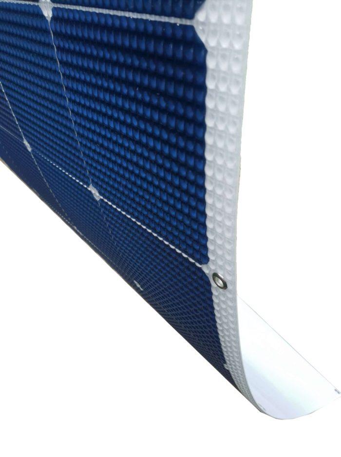 Premium SET: Flexibel 115W 12V HR Overloopbaar Daglichtpaneel - Zonnepaneel > 20% rendement PALLET VOORDEEL-3241