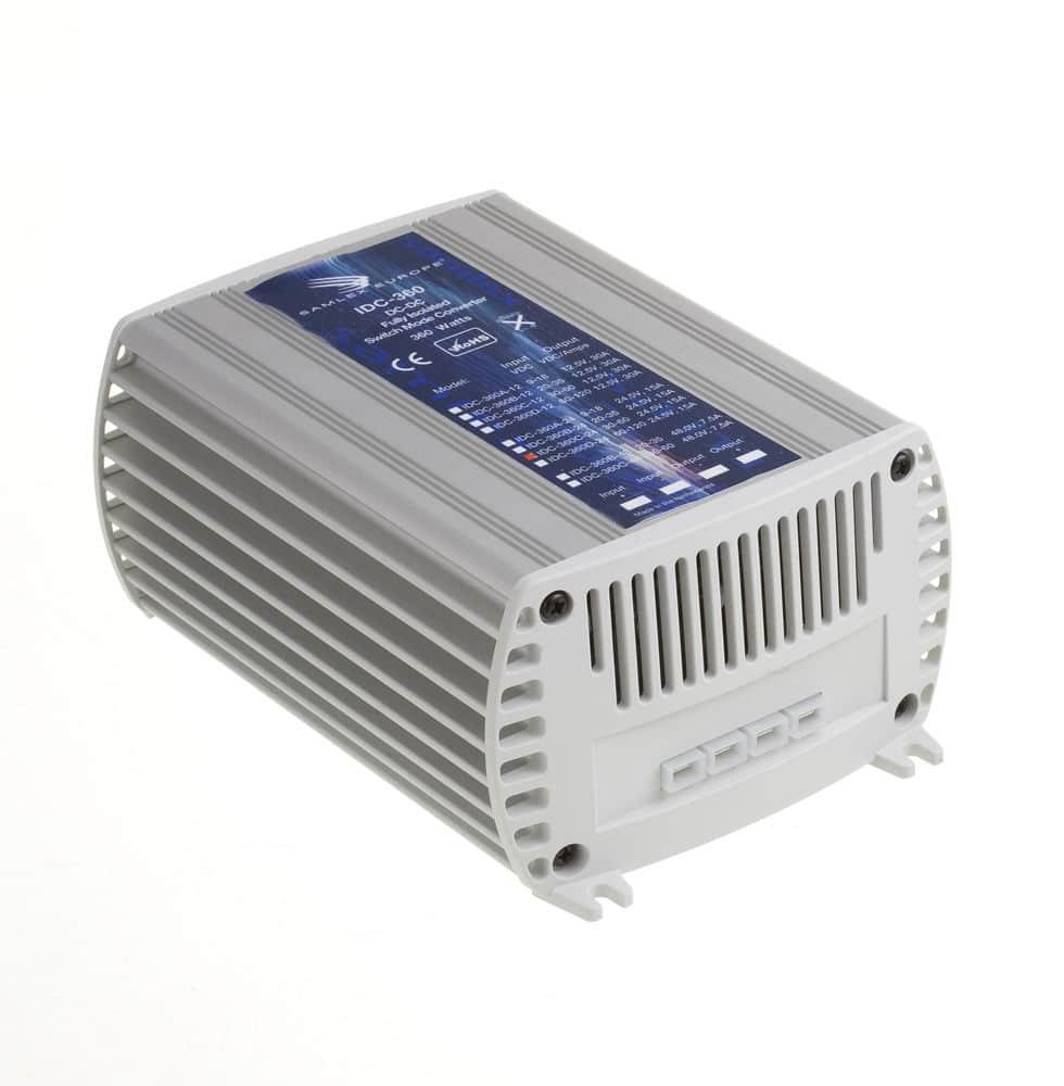 DC-DC Omvormer van Input 9-18 VDC naar Output 24,5 VDC / Samlex IDC 360A-24-0