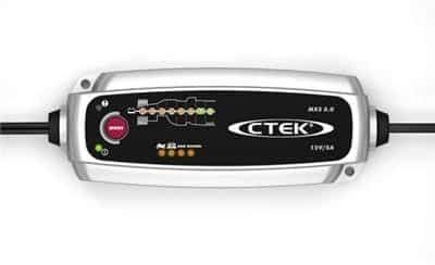 Ctek XS MXS 5.0 T 12 Volt 5 Ampere Nieuwste generatie acculader PALLET VOORDEEL-2496