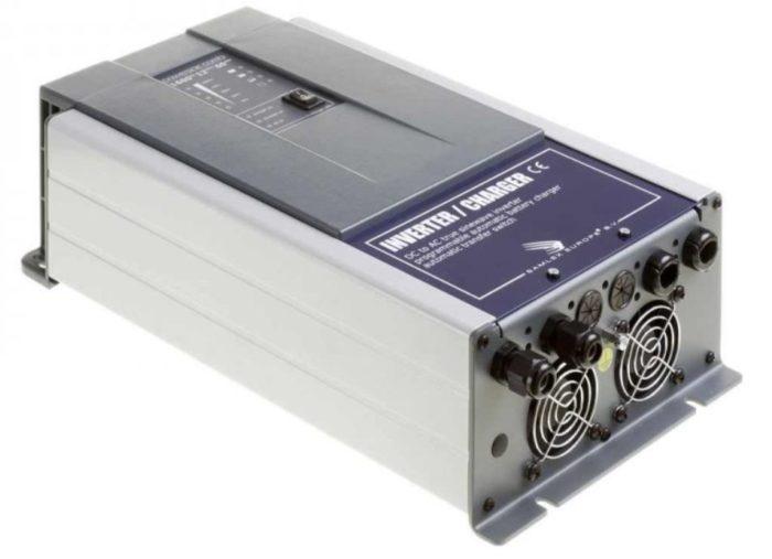 Samlex Powersine PSC 2000 12 80 Zuivere sinus omvormer acculader en automaat 12 VOLT-0