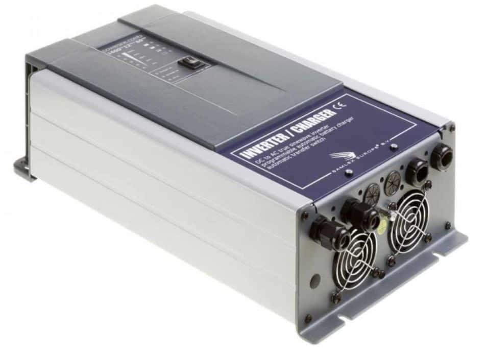 Samlex Powersine PSC 1800 24 35 Zuivere sinus omvormer acculader en automaat 24 VOLT-0