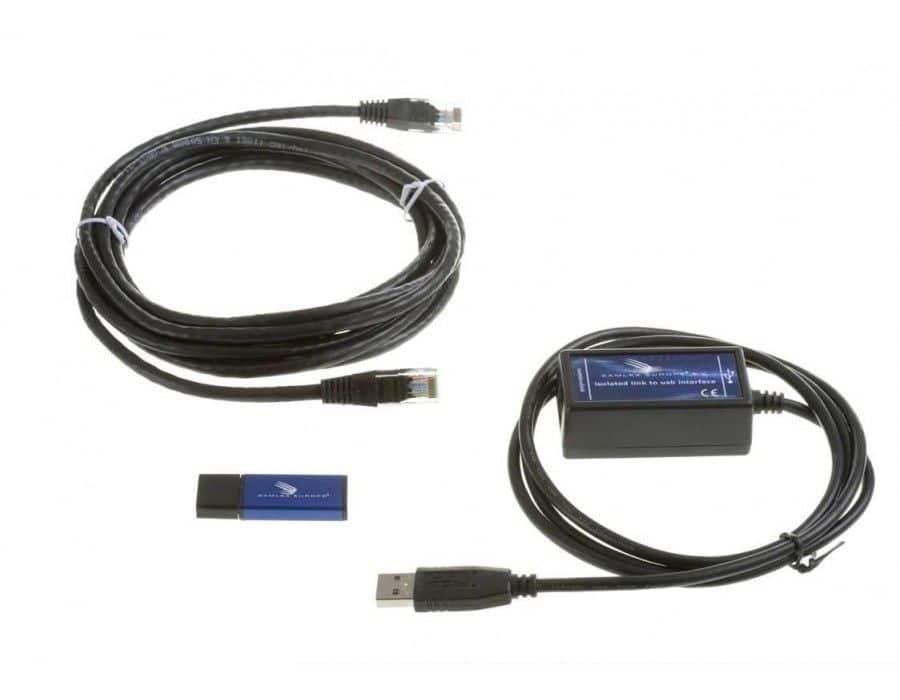 Samlex Powersine PSC 1600 12 60 Zuivere sinus omvormer acculader en automaat 12 VOLT-2570