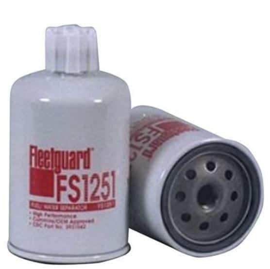 Fleetguard FS1251 Brandstoffilter-0