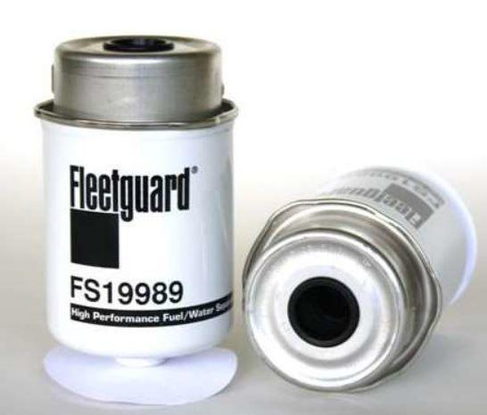 Fleetguard FS19989 Brandstoffilter-0