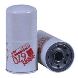 Fleetguard LF670 Smeeroliefilter Oliefilter-0