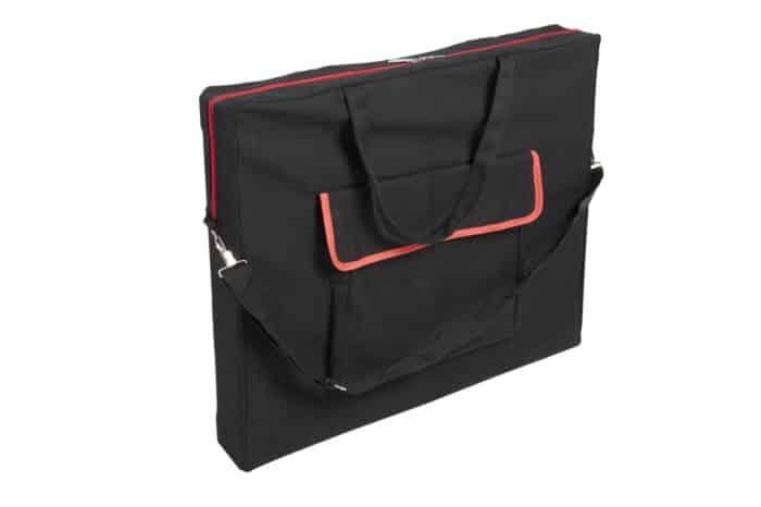 120W Beaut opklapbaar daglichtpaneel set in koffer 12 Volt-2753