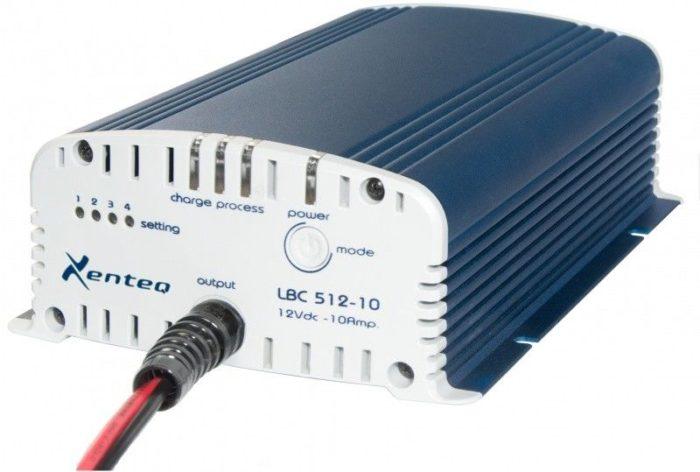 Xenteq LBC 524-5 Acculader 24 Volt 5 Ampère-3064