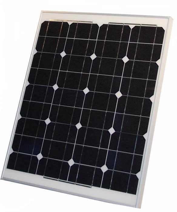Complete Set + 65W 12V Daglichtpaneel GradeA+ / Zonnepaneel BEAUT SOLAR-3109
