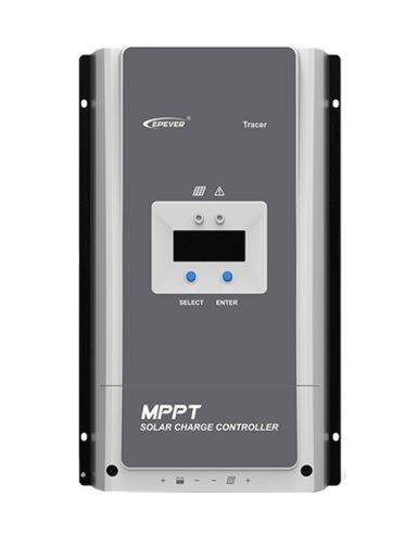 Professionele 100A 12V 24V 36V 48V DC MPPT laadregelaar hoogste efficiëncy -0
